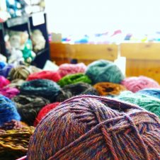 sea of sock wool