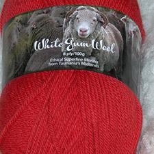White Gum Tas Wool